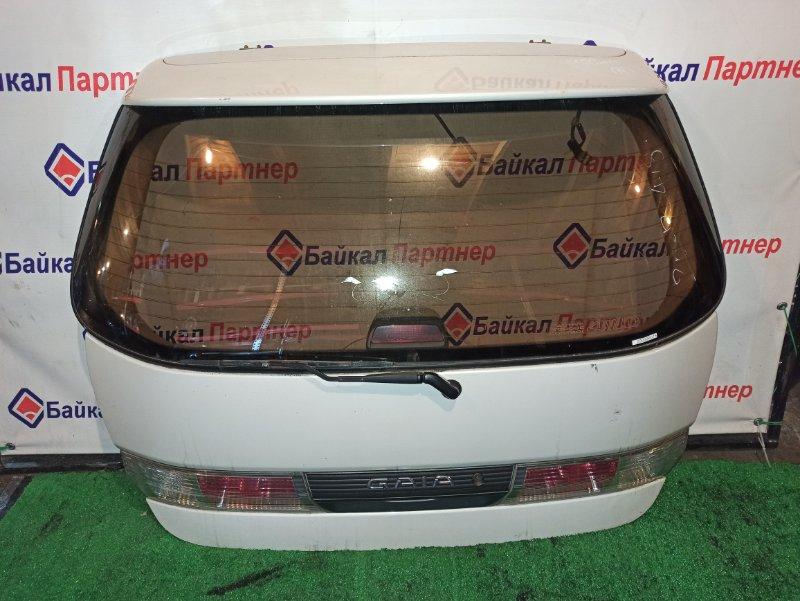 Дверь 5-я Toyota Gaia SXM15G 3S-FE