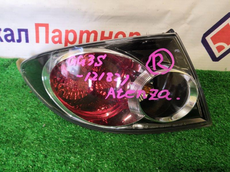 Стоп Mazda Atenza GG3S L3 задний левый