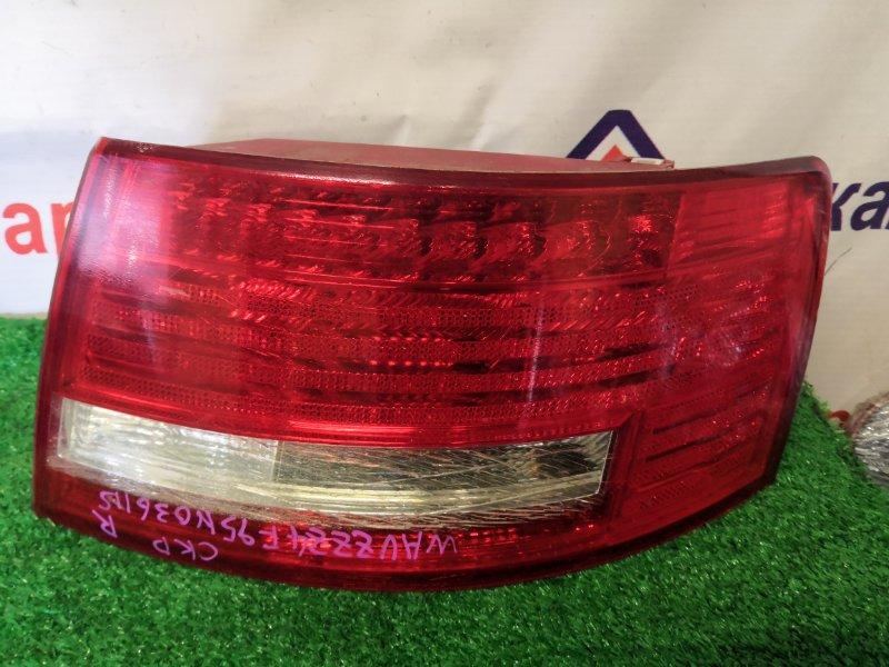 Стоп Audi A6 4F2 AUK 2005 задний правый