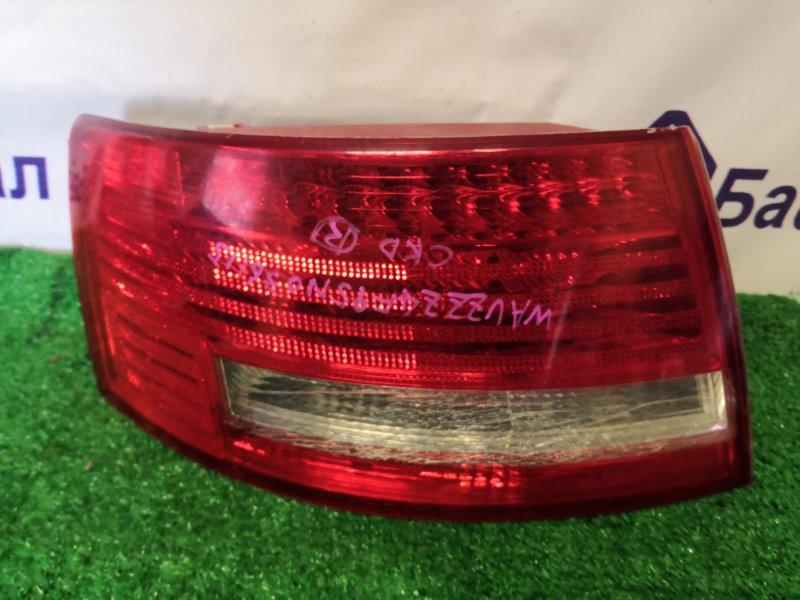 Стоп Audi A6 4F2 AUK 2005 задний левый