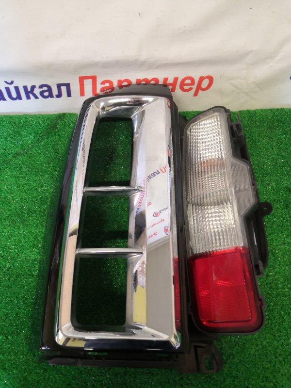 Стоп Nissan Elgrand NE51 2002 задний левый 49-56