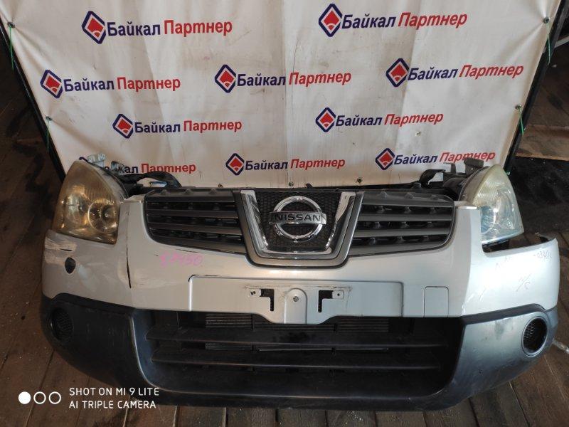 Ноускат Nissan Dualis NJ10 MR20DE