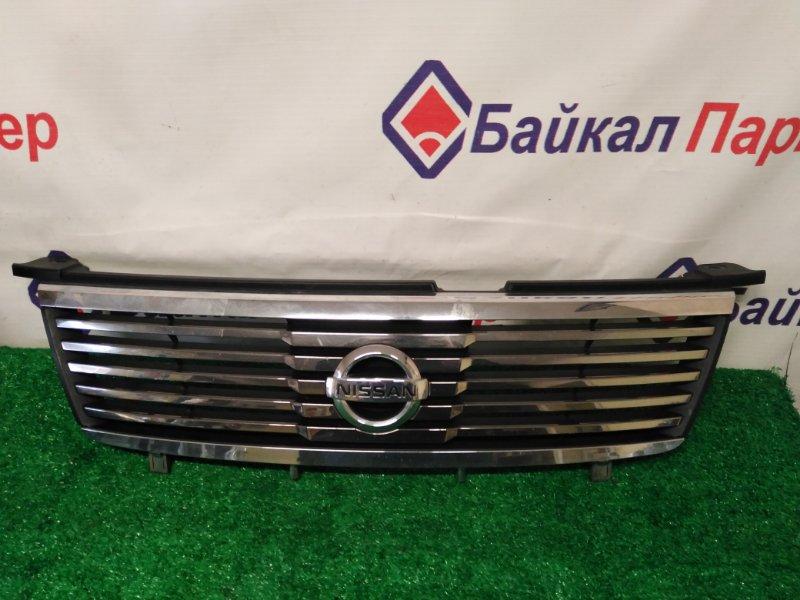 Решетка радиатора Nissan Sunny FNB15