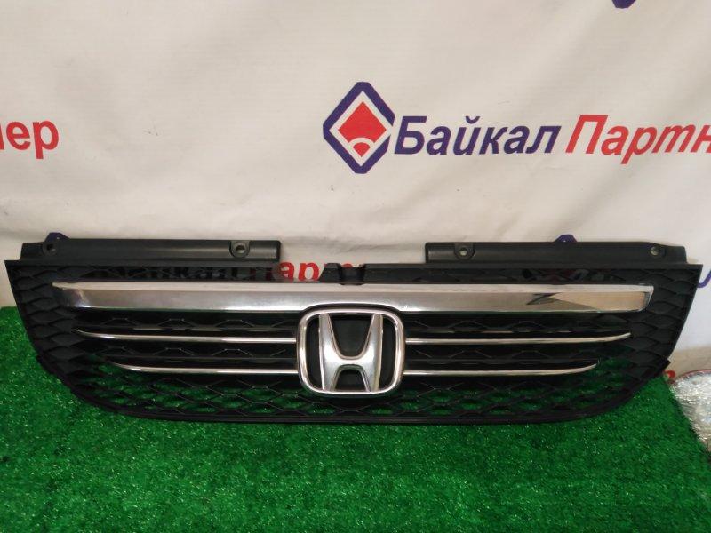 Решетка радиатора Honda Odyssey RB1 K24A 2004 передняя
