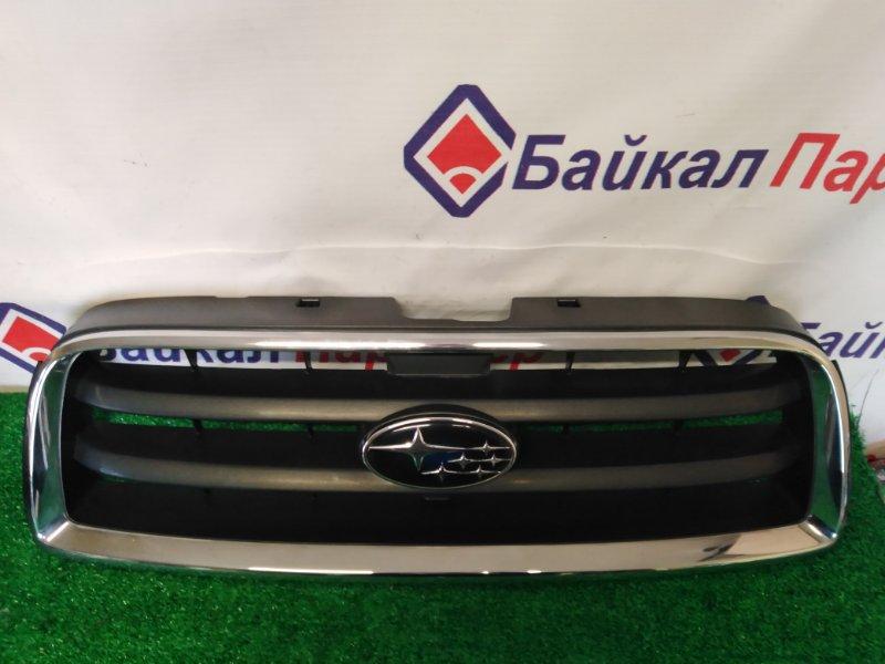 Решетка радиатора Subaru Forester SG5 EJ20 2002 передняя