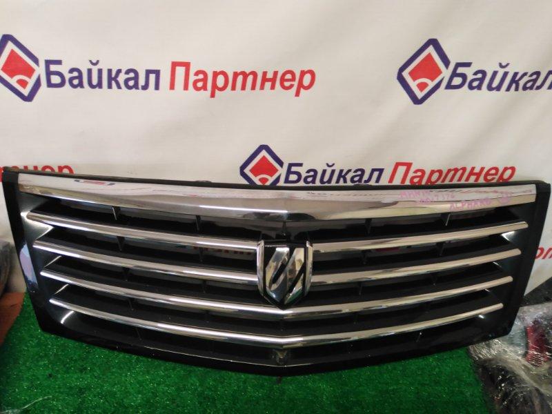 Решетка радиатора Toyota Alphard MNH15W 1MZ-FE передняя