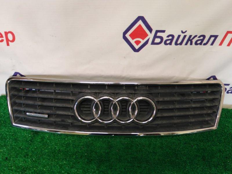 Решетка радиатора Audi A6 4F2 AUK 2005 передняя