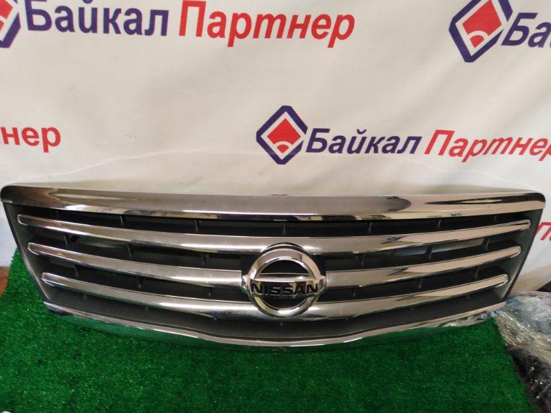 Решетка радиатора Nissan Teana J32 2008 передняя