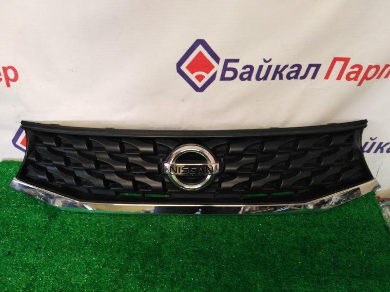 Решетка радиатора Nissan Dayz Roox B21W 2014 передняя