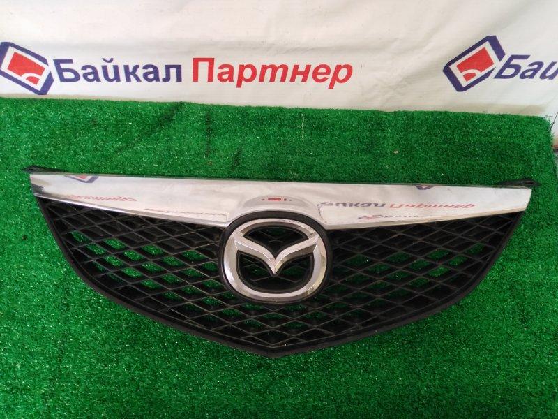 Решетка радиатора Mazda Atenza GG3S передняя