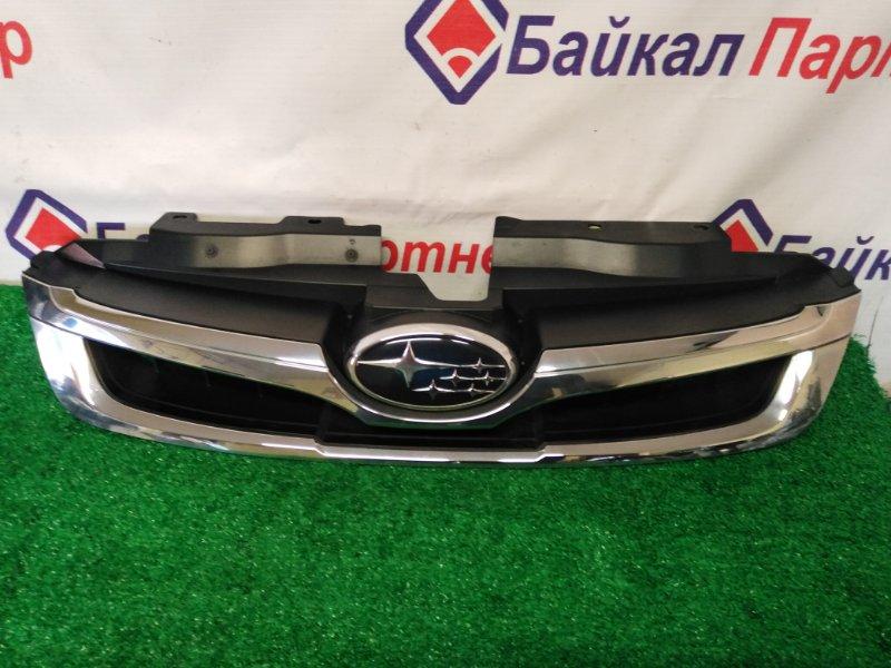 Решетка радиатора Subaru Exiga YA5 EJ20 06.2008 передняя