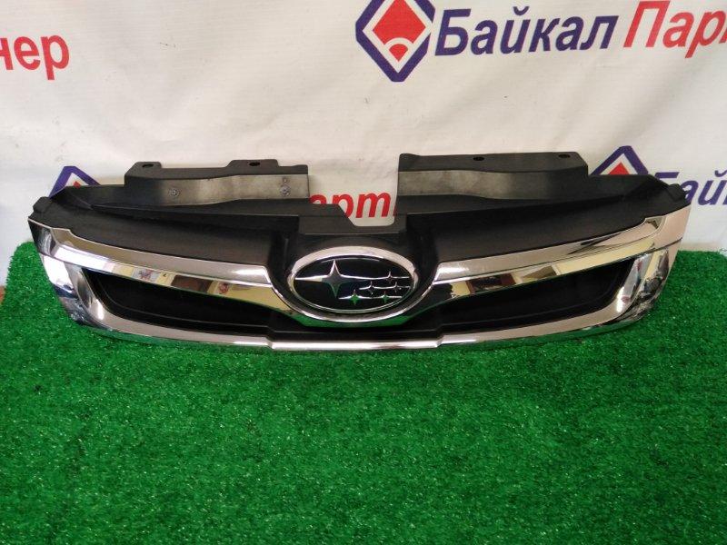Решетка радиатора Subaru Exiga YA4 2010