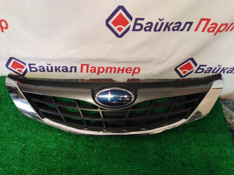 Решетка радиатора Subaru Impreza GH7 2008