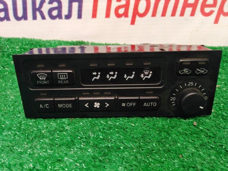 Блок управления климат-контролем Toyota Caldina ST215G 3S-FE