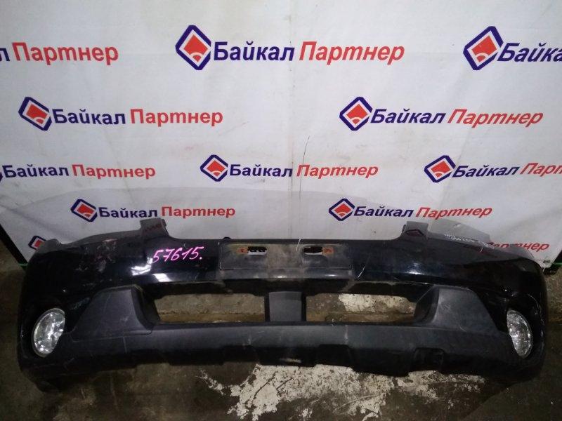 Бампер Subaru Legacy BP9 EJ25 2007 передний