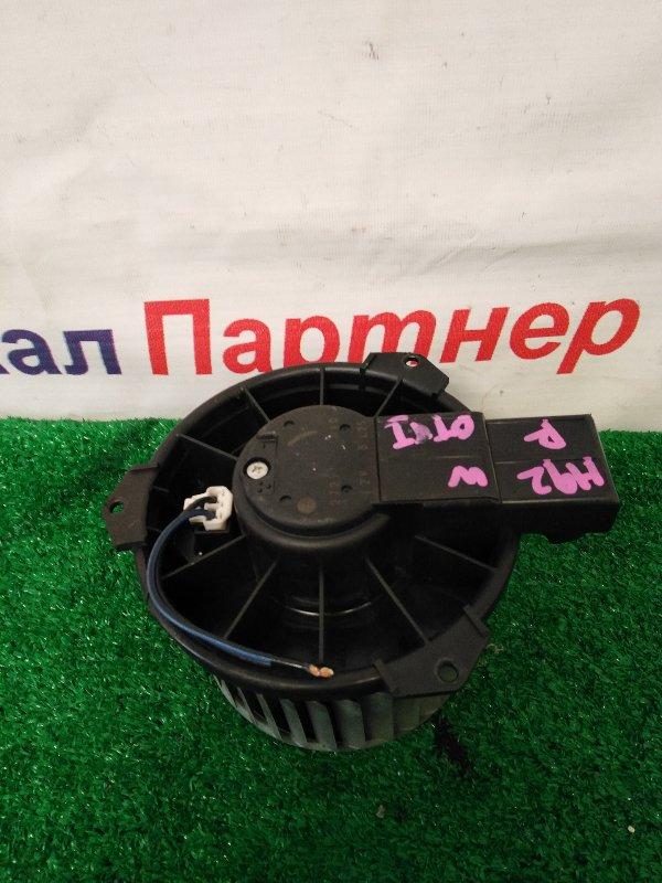 Мотор печки Nissan Otti H92W 3G83 7463