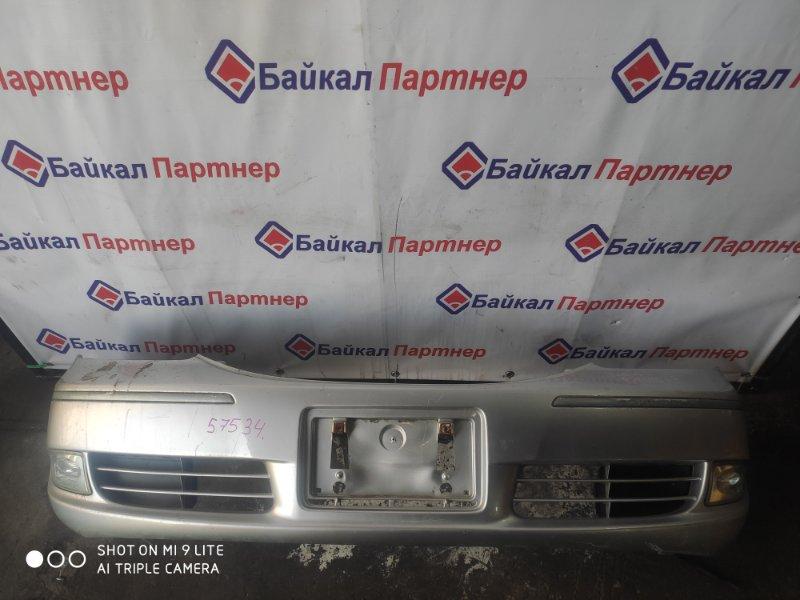 Бампер Toyota Brevis JCG15 1JZ-FSE передний