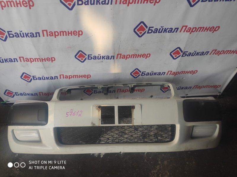 Бампер Toyota Succeed NCP51V 1NZ-FE передний