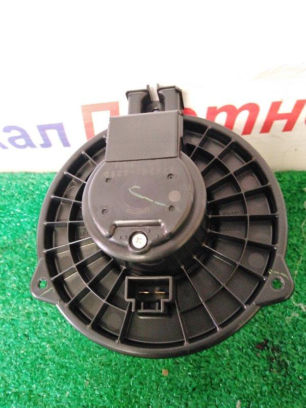 Мотор печки Subaru Legacy BM9 EJ25 2009