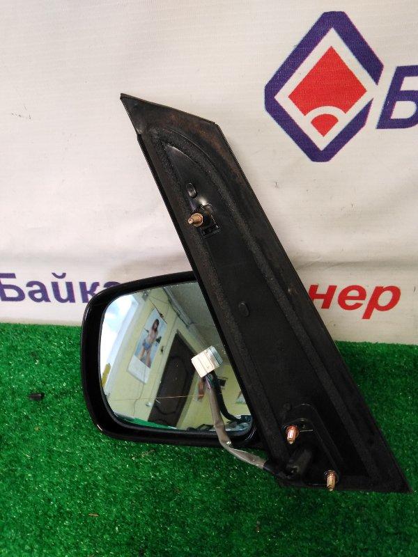 Зеркало Toyota Alphard MNH15W 1MZ-FE 2004 переднее левое