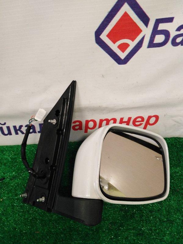 Зеркало Nissan Otti H92W 3G83 переднее правое 7463