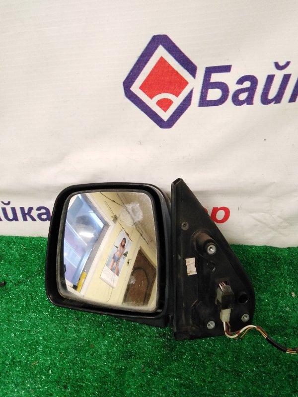 Зеркало Suzuki Jimny JB23W K6A переднее левое