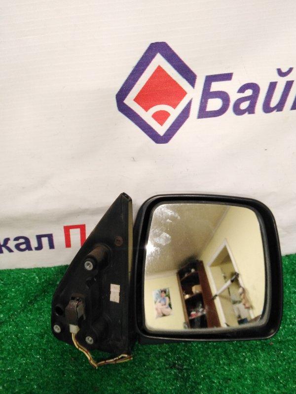 Зеркало Suzuki Jimny JB23W K6A переднее правое