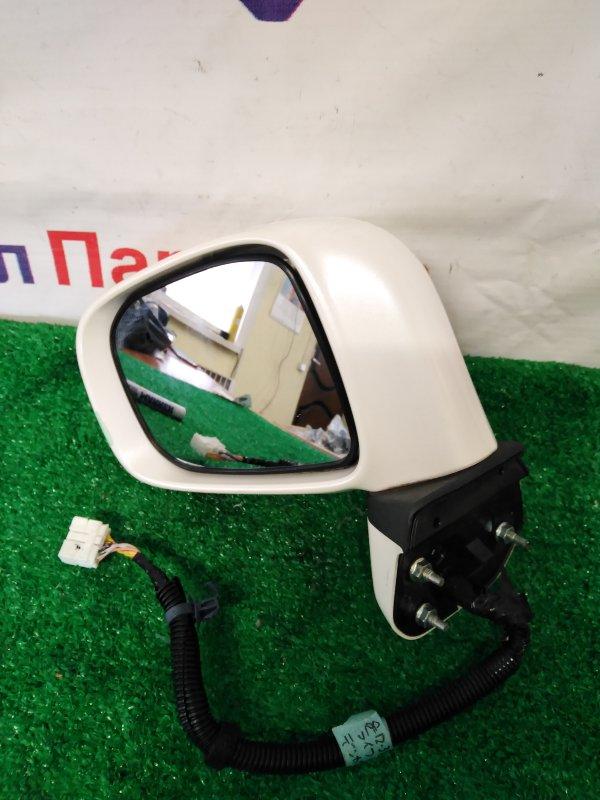 Зеркало Honda Life JC1 2012 переднее левое