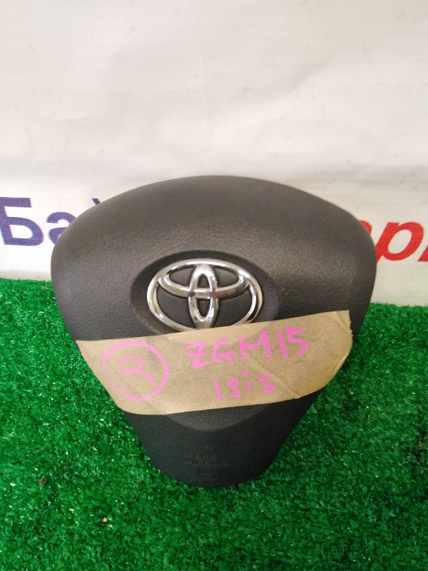 Airbag на руль Toyota Isis ZGM15G