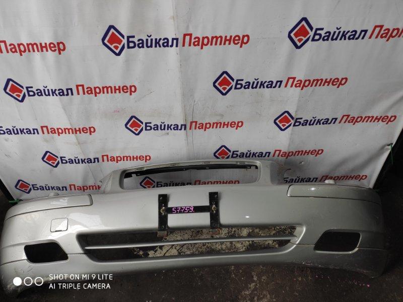 Бампер Volvo V70 SW61 B5244S 2007 передний