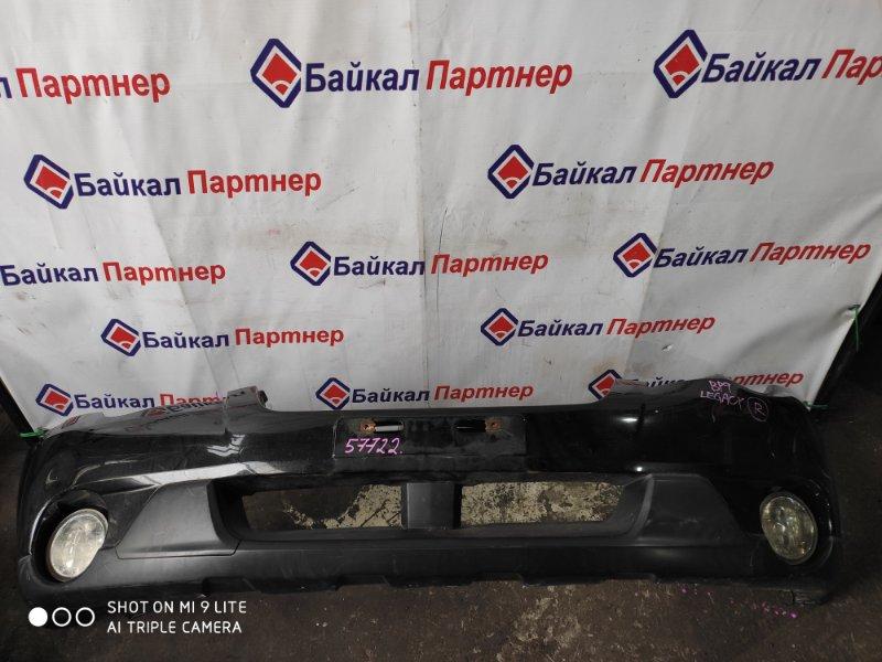 Бампер Subaru Legacy BP9 EJ25 передний