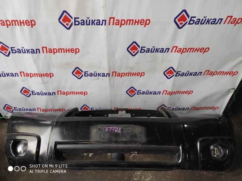 Бампер Subaru Forester SG5 EJ20 2005 передний