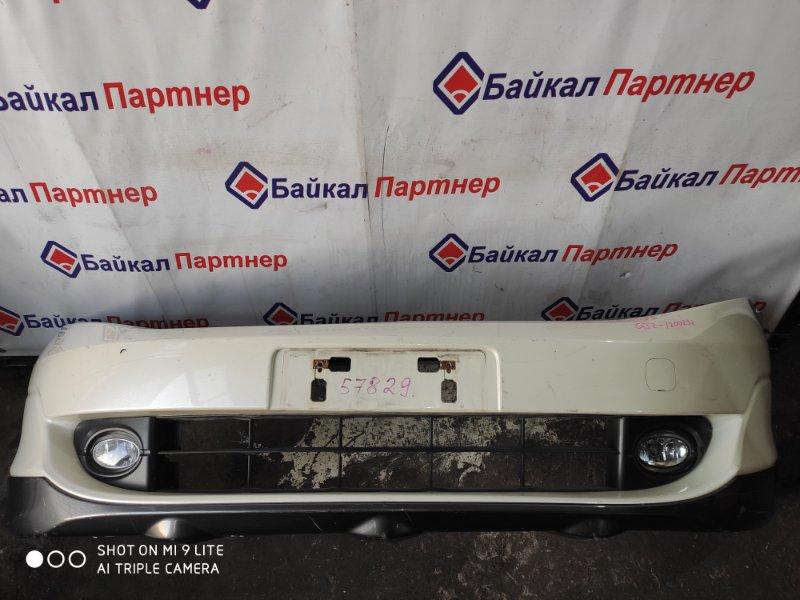Бампер Honda Airwave GJ2 L15A передний