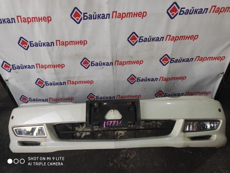 Бампер Honda Inspire UA5 J32A передний