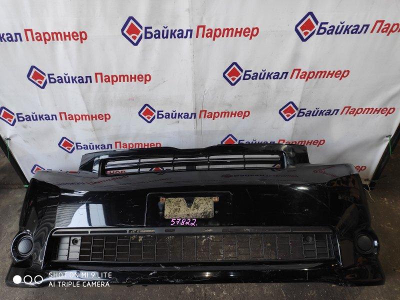 Бампер Toyota Voxy ZRR75W 2007 передний