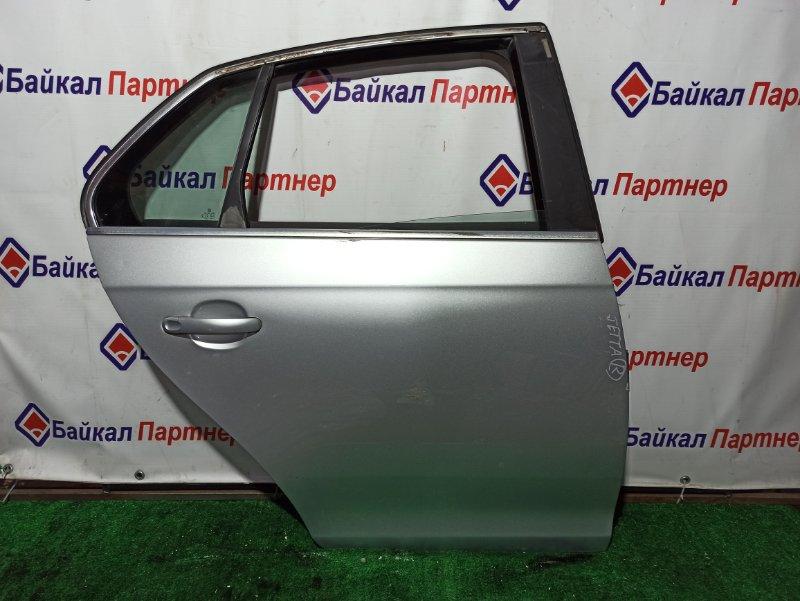 Дверь Volkswagen Jetta 1K2 2005 задняя правая