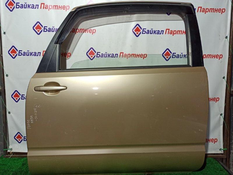 Дверь Toyota Porte NNP15 левая