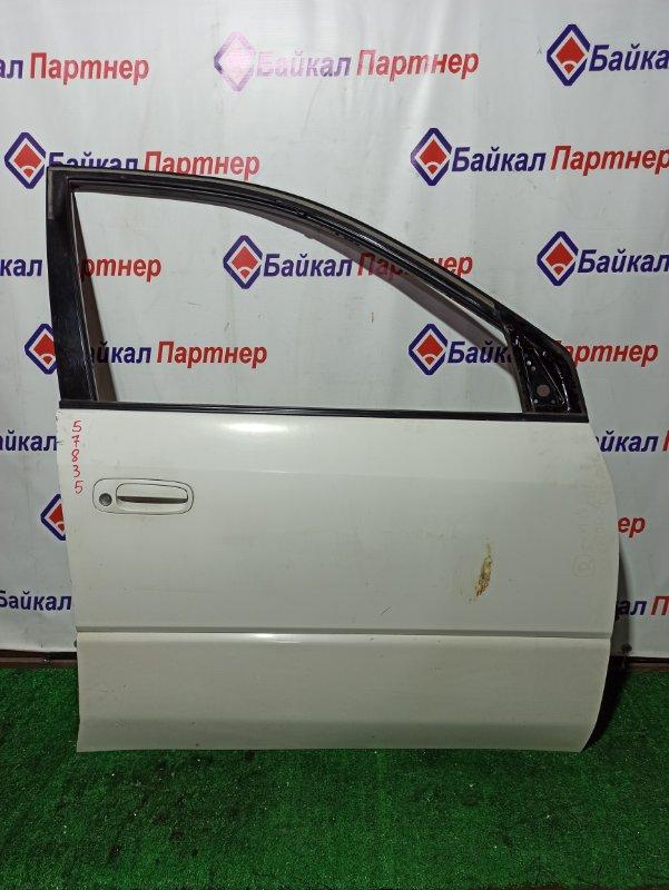 Дверь Toyota Ipsum SXM15G передняя правая