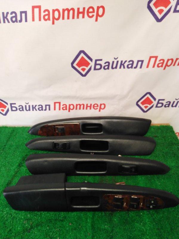 Блок управления стеклами Toyota Caldina ST215G 3S-FE 2001 84820-21020