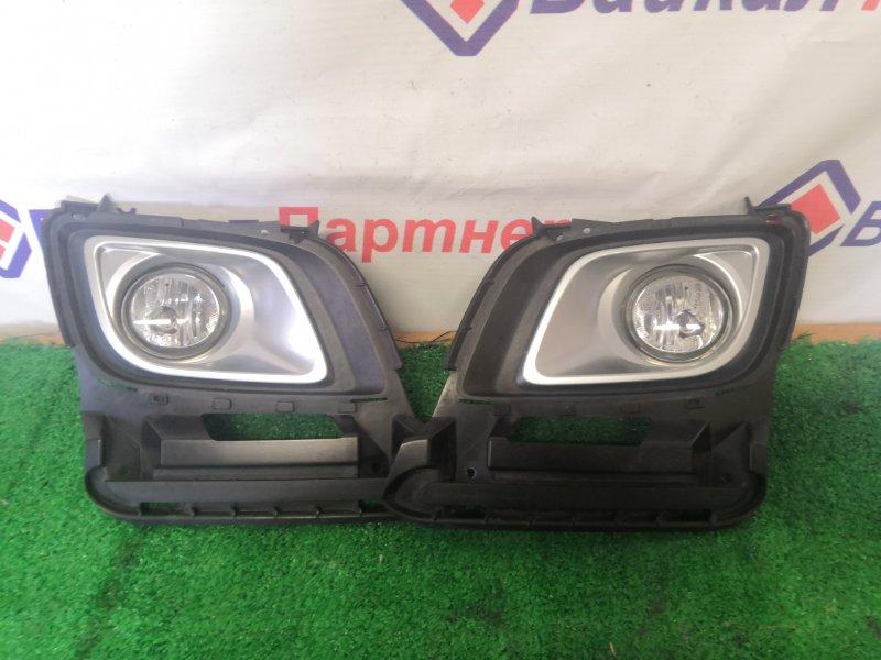 Фара противотуманная Mazda Mpv LY3P L3-VE 2007