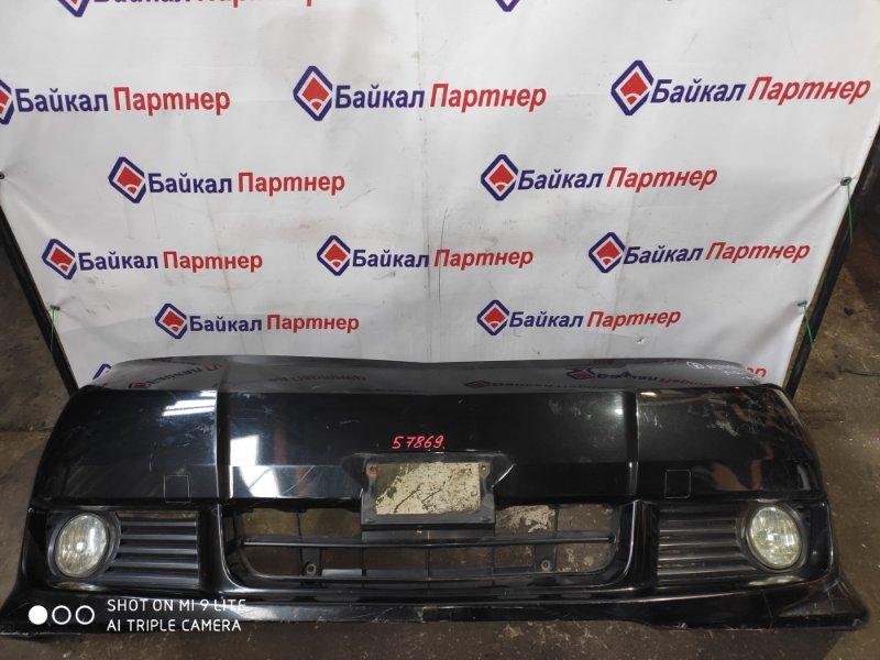 Бампер Toyota Alphard ANH15W 2AZ-FE передний