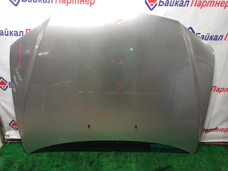 Капот Mazda Atenza GGEP