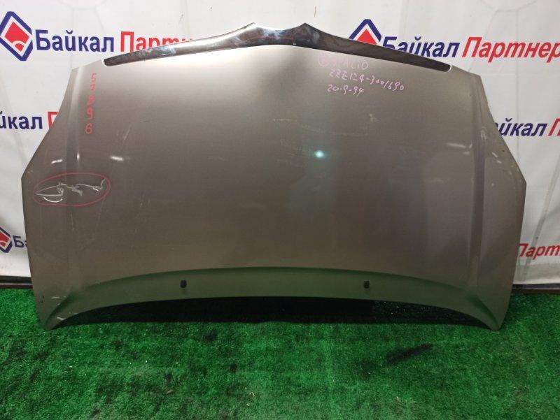 Капот Toyota Corolla Spacio ZZE124N