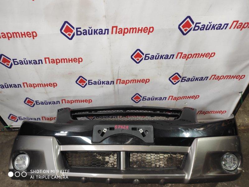 Бампер Toyota Voltz ZZE138 1ZZ-FE передний