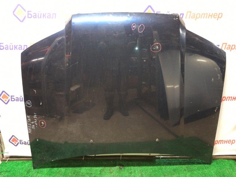 Капот Subaru Forester SG5 2005