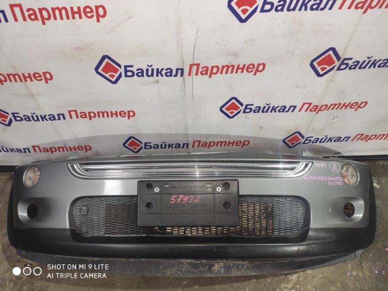 Бампер Mini Hatch R50 W11B16A 2005 передний
