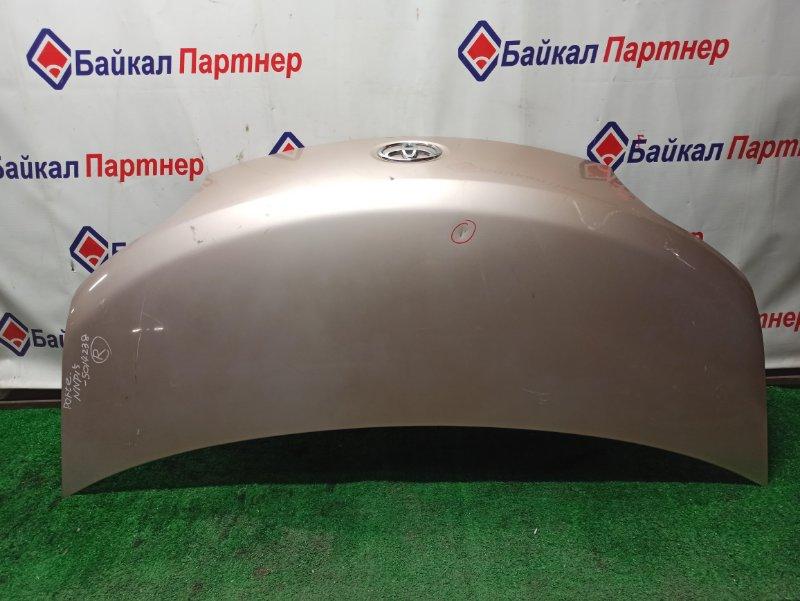 Капот Toyota Porte NNP15