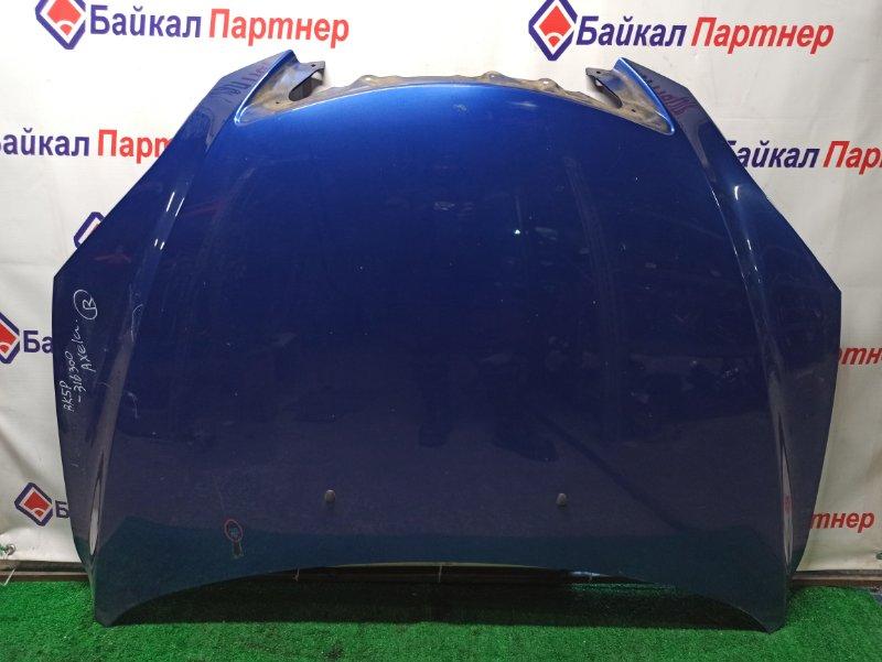 Капот Mazda Axela BK5P