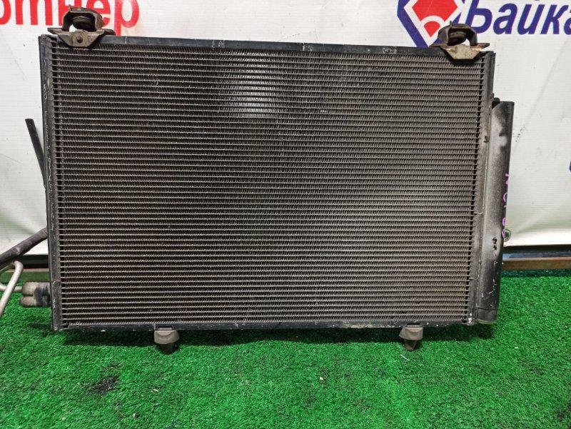 Радиатор кондиционера Toyota Ist NCP60 2NZ-FE