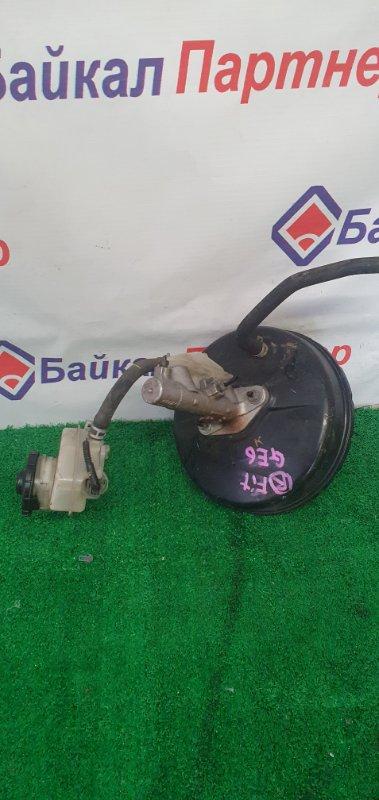 Главный тормозной цилиндр Honda Fit GE6 L13A